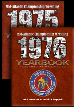 Mid-Atlantic Wrestling Yearbooks
