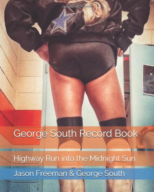 GEORGE SOUTH RECORD BOOK