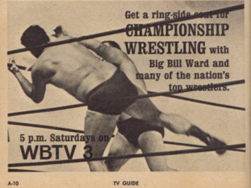 WBTV Studio Wrestling: Television History on the Mid-Atlantic Gateway