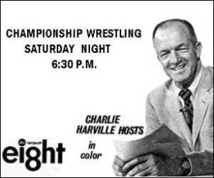 WGHP Studio Wrestling: Television History on the Mid-Atlantic Gateway